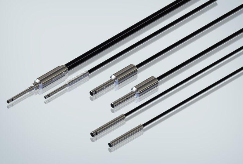 Optical Fiber Sensor Heat Resistant Fiber Optic Sensors